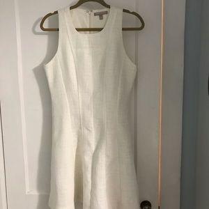 Banana Republic dress white
